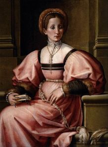 'Portrait of a Lady', Pier Francesco di Jacopo Foschi (1502-1567), circa 1530-35