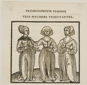 Anonymous Germany 1500 Illustrations from Johannes Lichtenberger, Prognosticatio