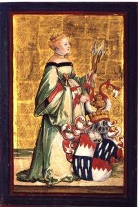 Meister von Meßkirch 1531 32 st ursula