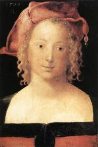 Portrait of a Young Girl1507