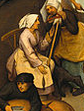 woman bruegel